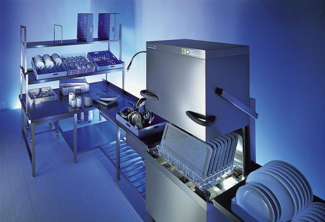 1000 tb.endüstriyel bulaşık makinası