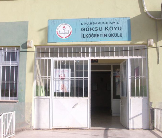 Diyarbakır-Bismil  Göksu Köyü İlköğretim Okulu