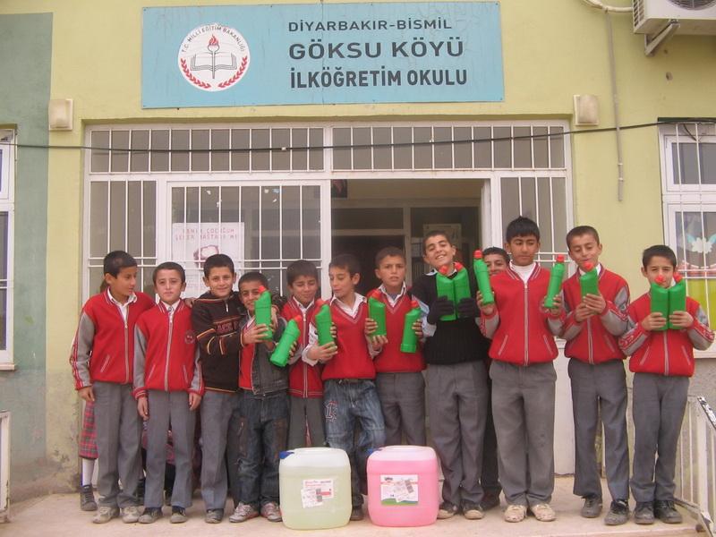 Diyarbakır Bismil - Göksu Köyü İlköğretim Okulu