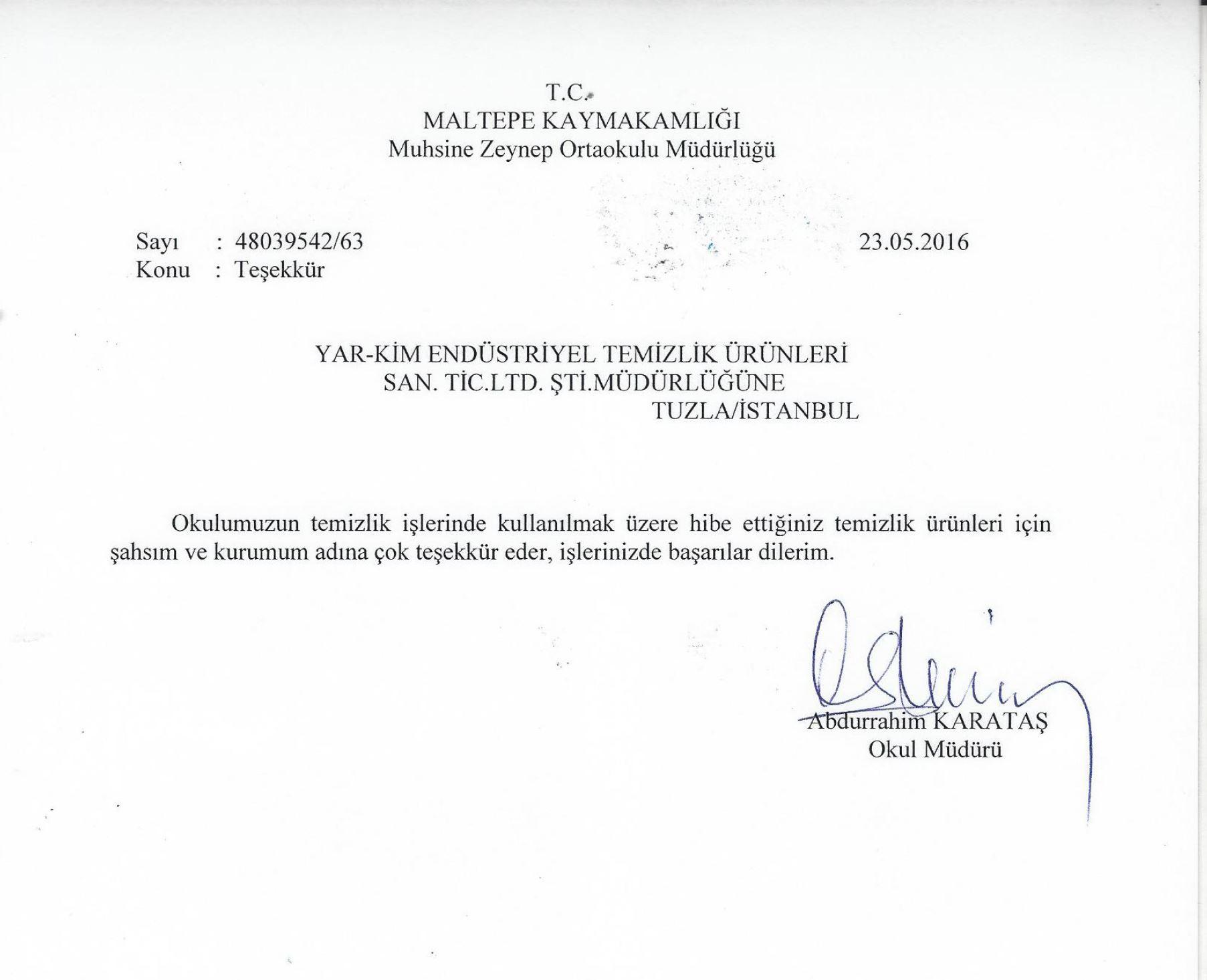 Muhsine-Zeynep-Ortaokulu